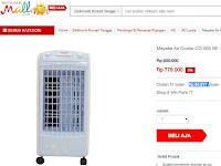 Murahnya Cicilan AC Mini di MatahariMall.com