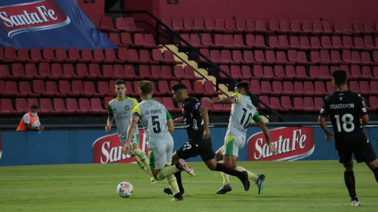 Colón venció a Aldosivi y sigue con puntaje ideal en la Copa de la Liga Profesional