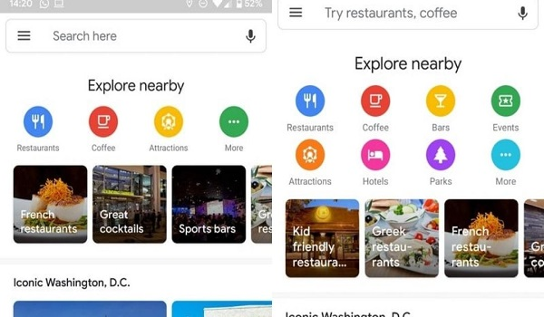 HOW TO USE GOOGLE MAPS' NEW EXPLORE, OFFERS AND RECOMMENDATIONS FEATURES