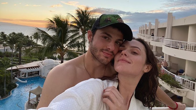 Zach Tinker & Cait Fairbanks Vacation in Hawaii - See the Pics!