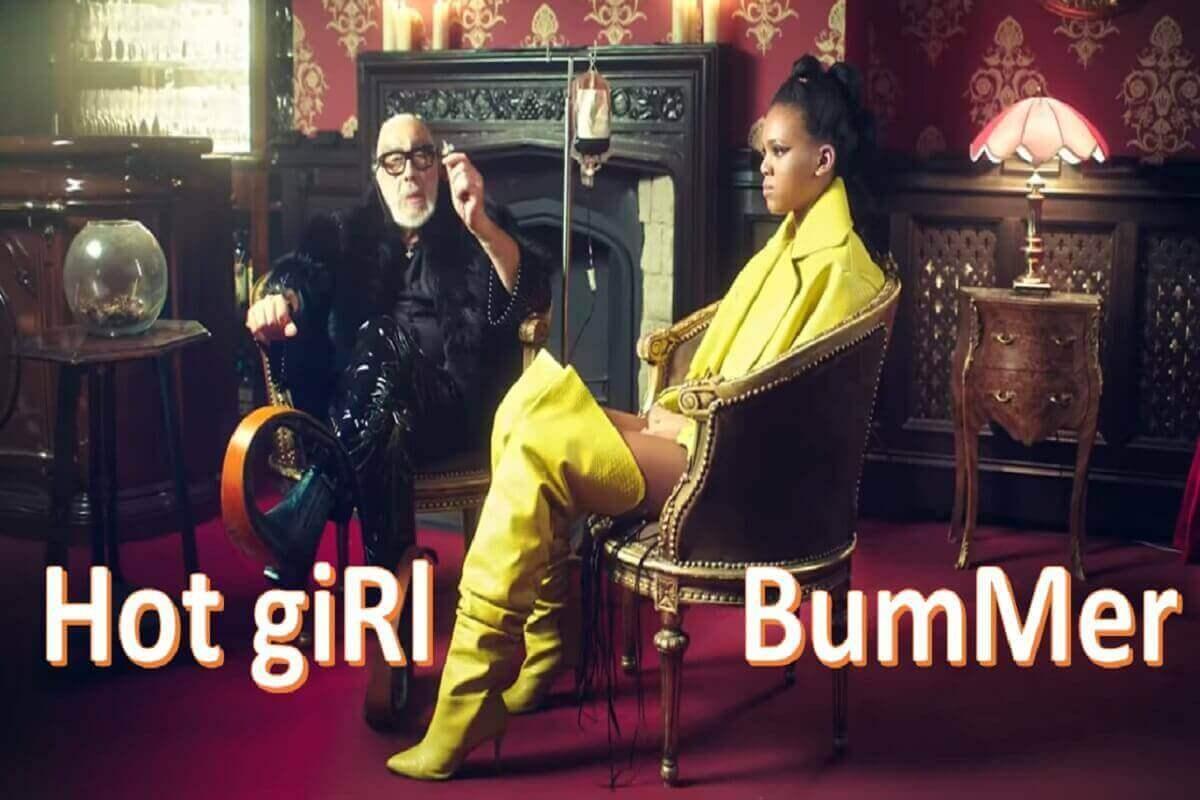 Hot Girl Bummer Lyrics|Blacbear