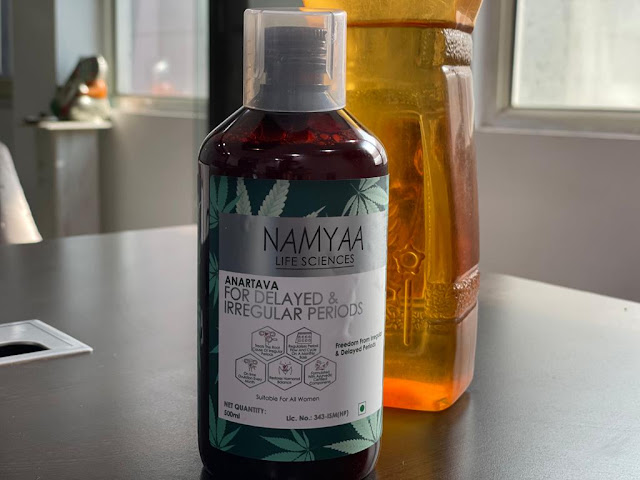 A Natural Solution for PCODs with Namyaa Period Care Kit