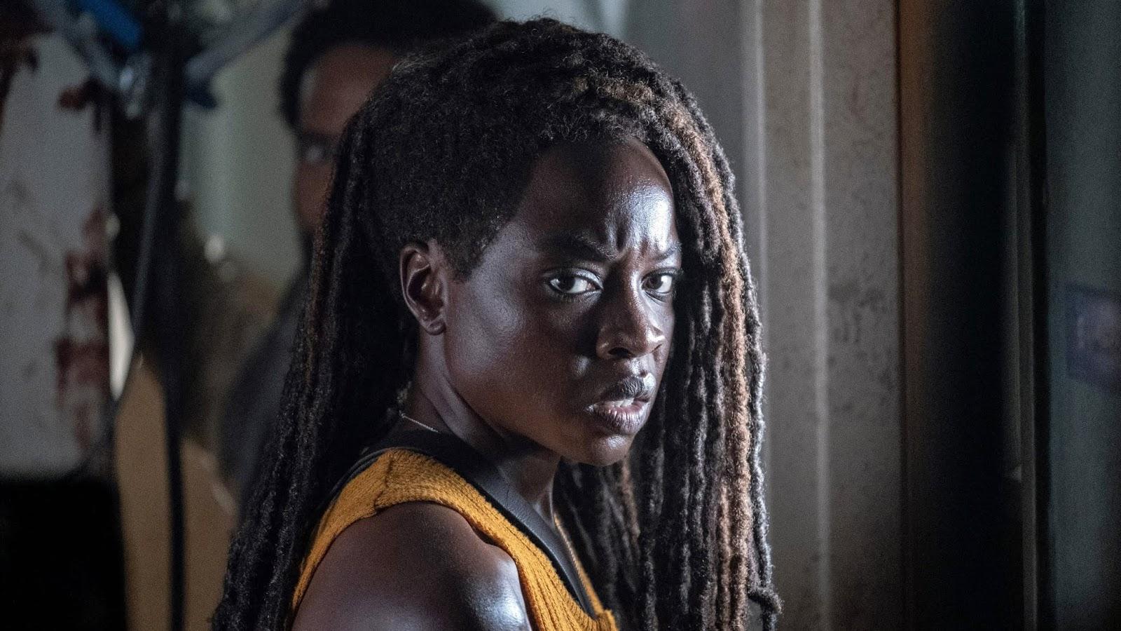 Danai Gurira, se despide de The Walking Dead