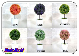Bunga Hiasan Ruangan