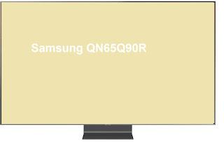 Samsung QN65Q90R QLED TV