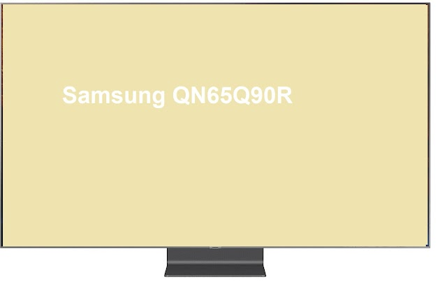 Samsung QN65Q90R Smart QLED 4K TV - product features