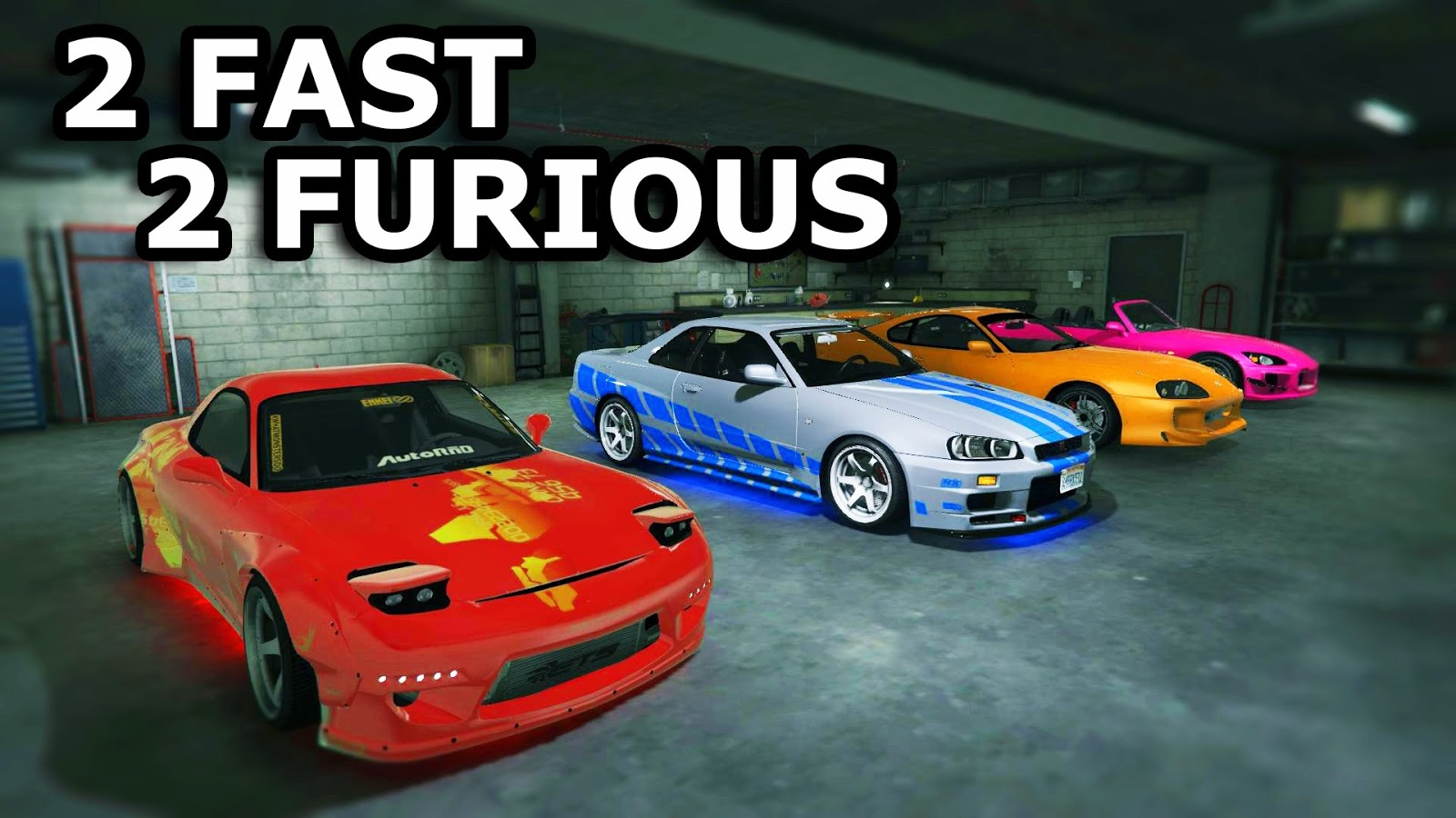 Best And Newest The Fast Furious Cars
