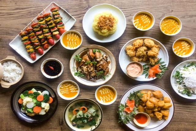 Thiên đường ẩm thực chay trên thế giới