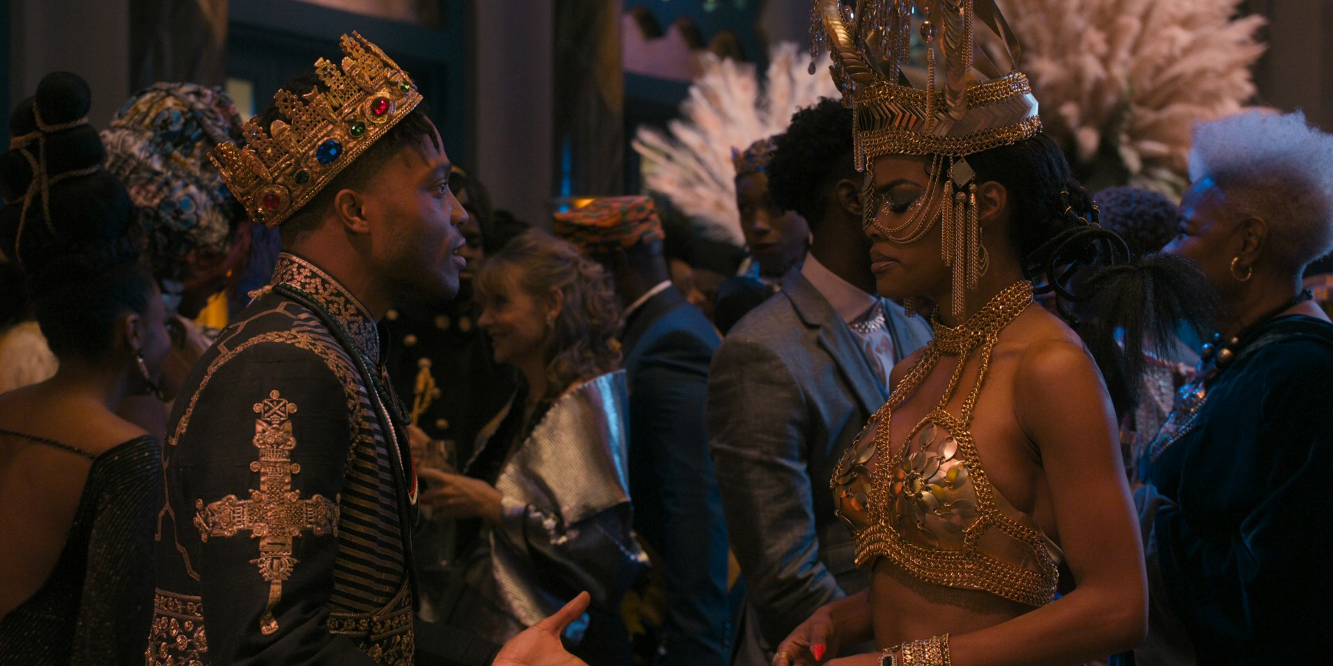 Un príncipe en Nueva York 2 (2021) 1080p WEB-DL AMZN Latino