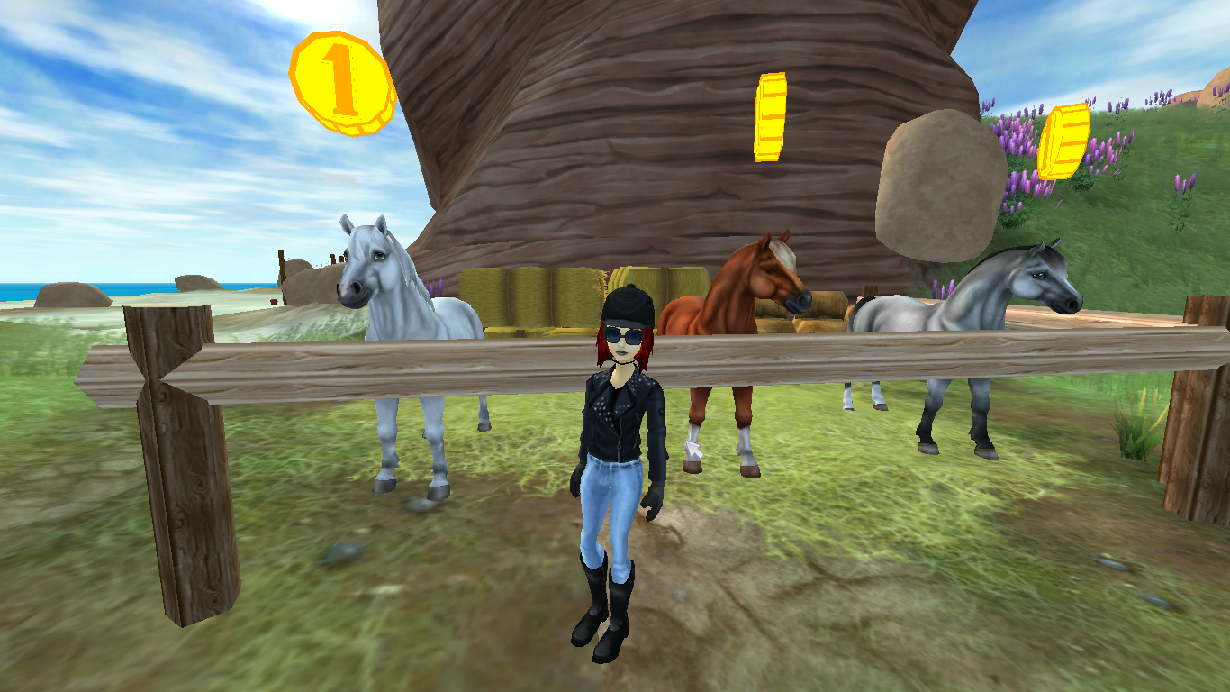 star stable how to catch the ferry to hoof island