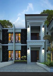 Ilustrasi Jual Rumah Harga Perdana, Pasti Untung, Cempaka Residence Di Jl. Cempaka Gaperta Ujung Medan