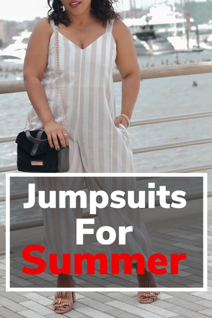 DIFFERENT WAYS TO STYLE A JUMPSUIT FOR SUMMER, outfit ideas, summer outfit ideas, pattys kloset, pattys closet, summer jumpsuits, jumpsuits, how to style a jumpsuit, patty's kloset