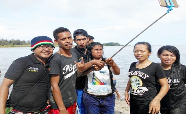 Wahana Kabupaten Mimika Papua