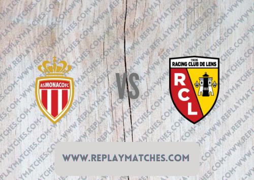 Monaco vs Lens -Highlights 21 August 2021