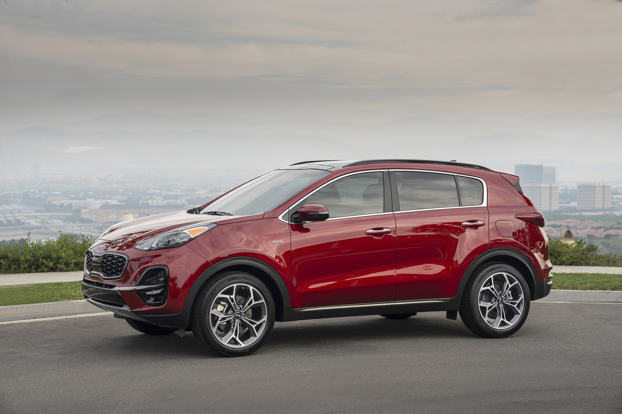 2022 Sportage Arrives With More Tech And Convenience Features
