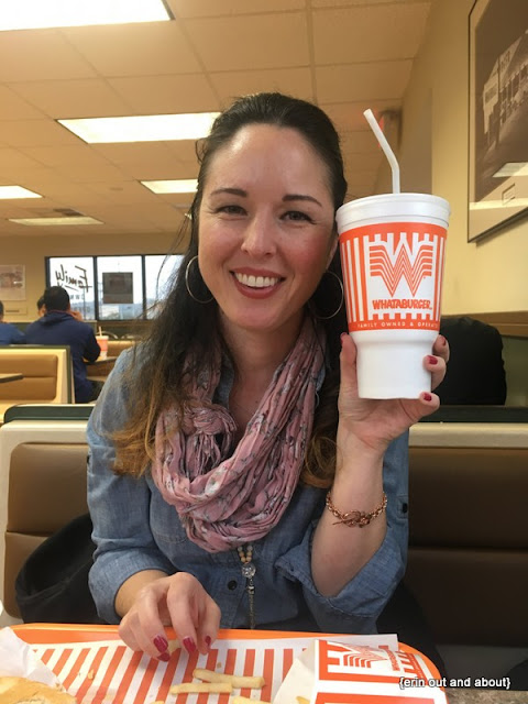 {Erin Out and About} What I learned in Texas