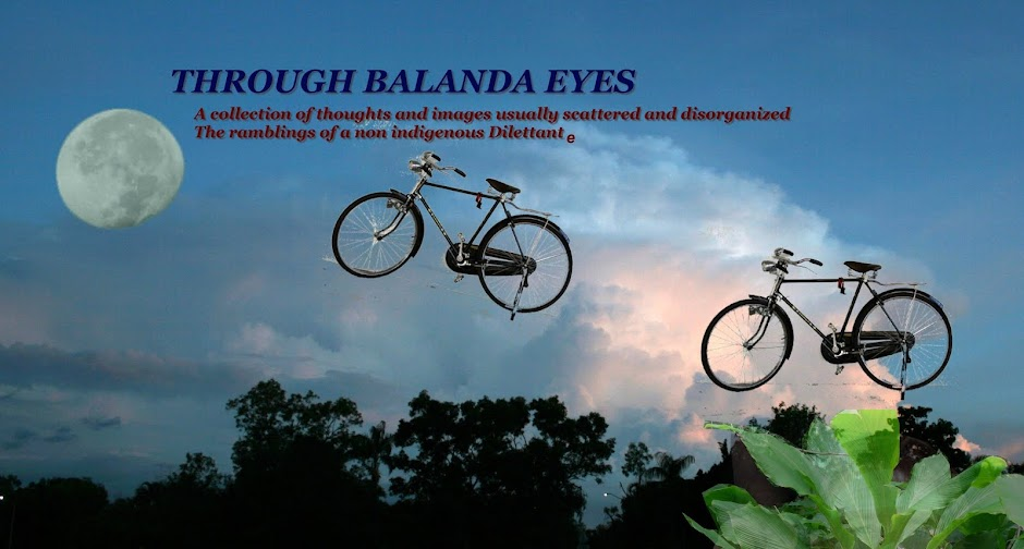 Through Balanda Eyes