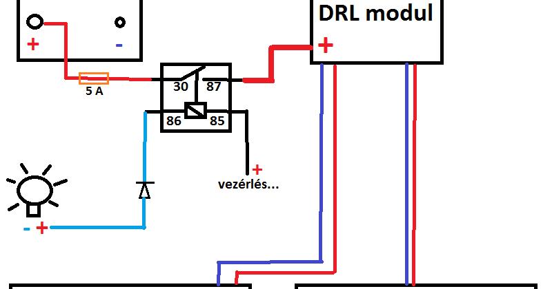 Suzuki Swift Gls 1.3 - by Blue: DRL vagyis nappali menetfény ...