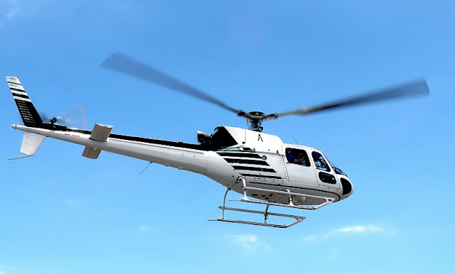 Ascent, Asia's on-demand helicopter service