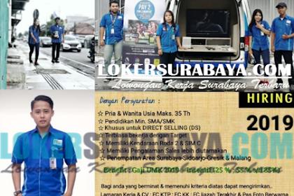 Lowongan Kerja Surabaya Terbaru di Cahaya Bumi Nasional Mei 2019