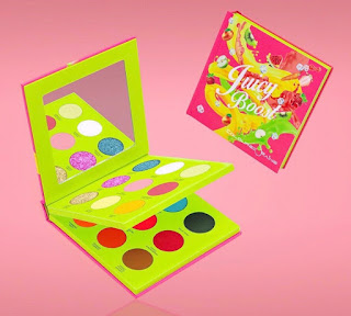 Coloured Raine Juicy Boost Palette