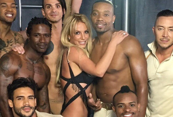 Girl! britney spears nude shot toy