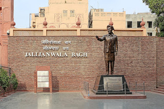 Completion of 101 Years of Jallianwala Bagh Massacre