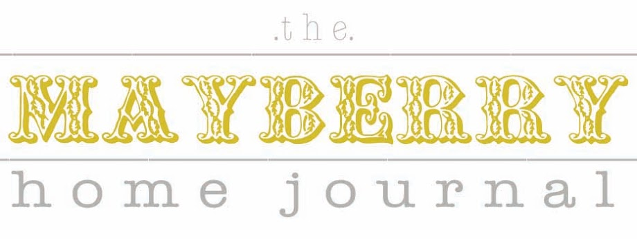 The Mayberry Home Journal