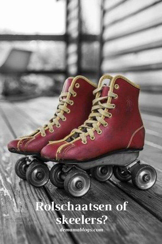 Rolschaatsen of skeelers