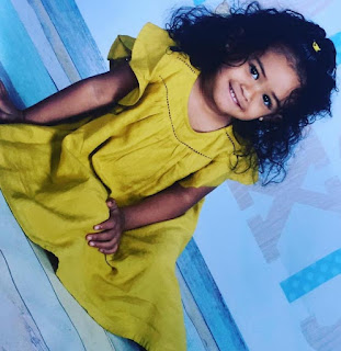 Chris Brown's daughter Royalty looks like a diva in her school photos