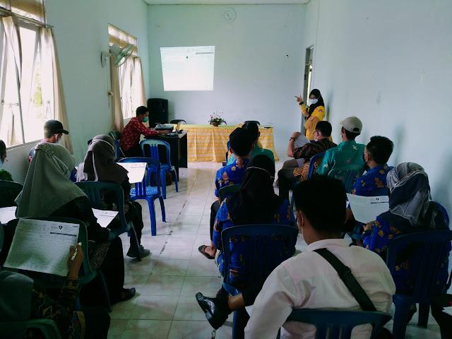 Kecamatan Bataguh Dukung Program Pendataan Keluarga 2021