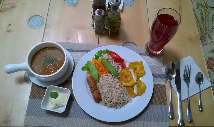 Curso de cocina vegetariana govindas restaurante - Clases de cocina medellin ...