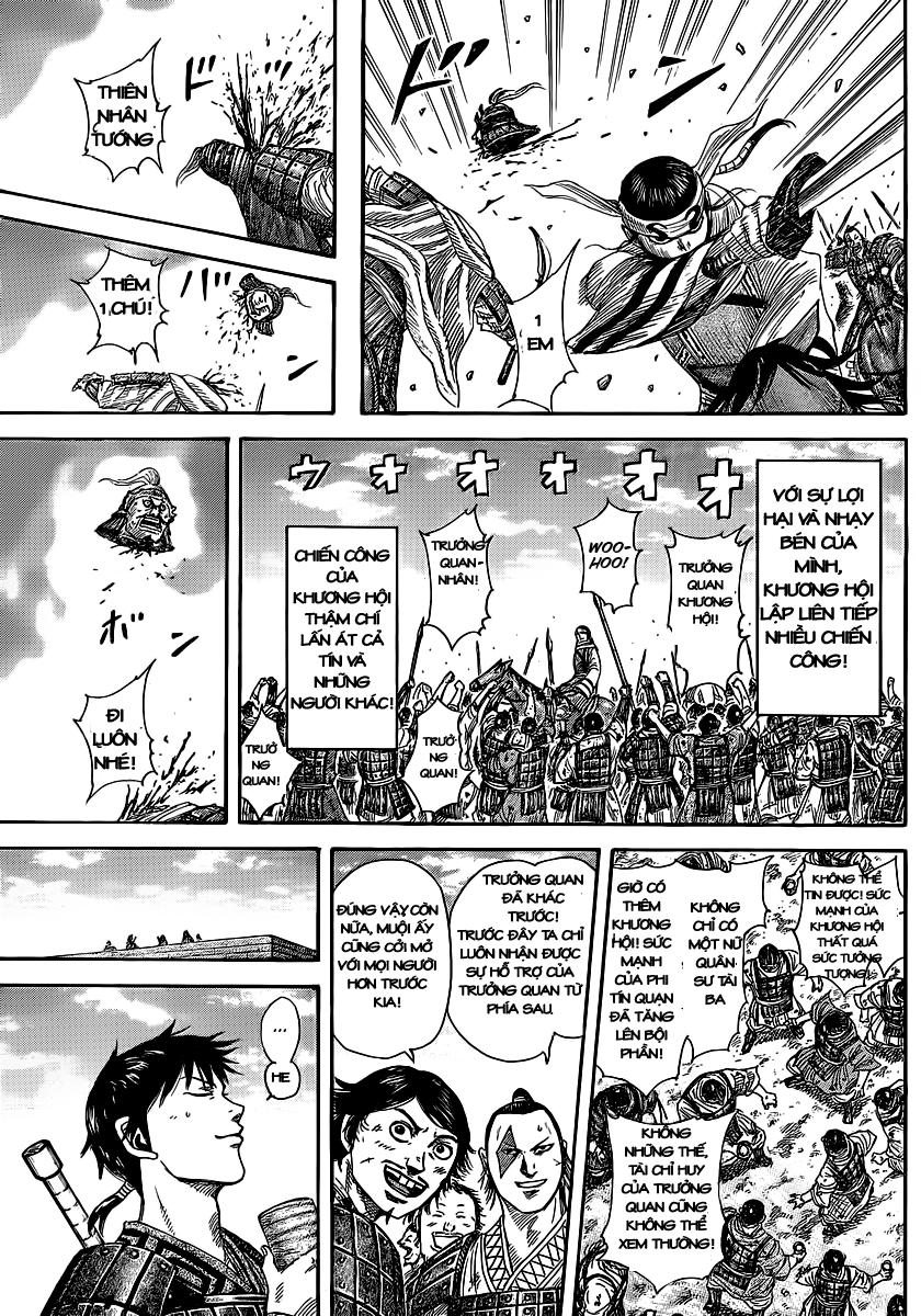 Kingdom chapter 364 trang 7