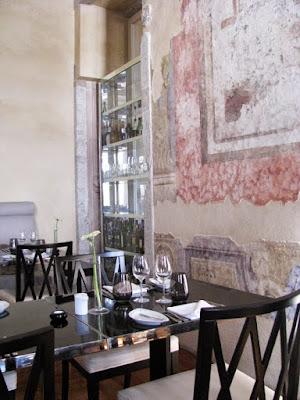 afrescos de Nicolau Nasoni no Palácio do Freixo
