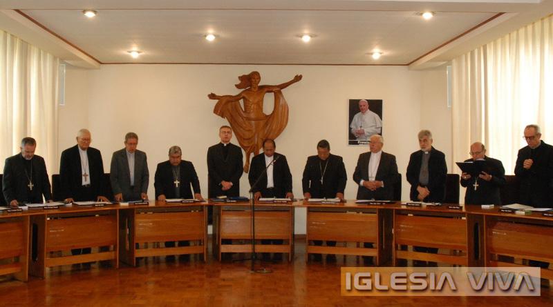 Concluyó la CV Asamblea de Plenaria de Obispos de Bolivia con reflexiones políticas  / IGLESIA VIVA