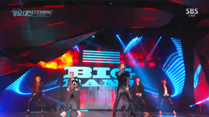 2016, Nonton Big Bang SBS Gayo Daejeon