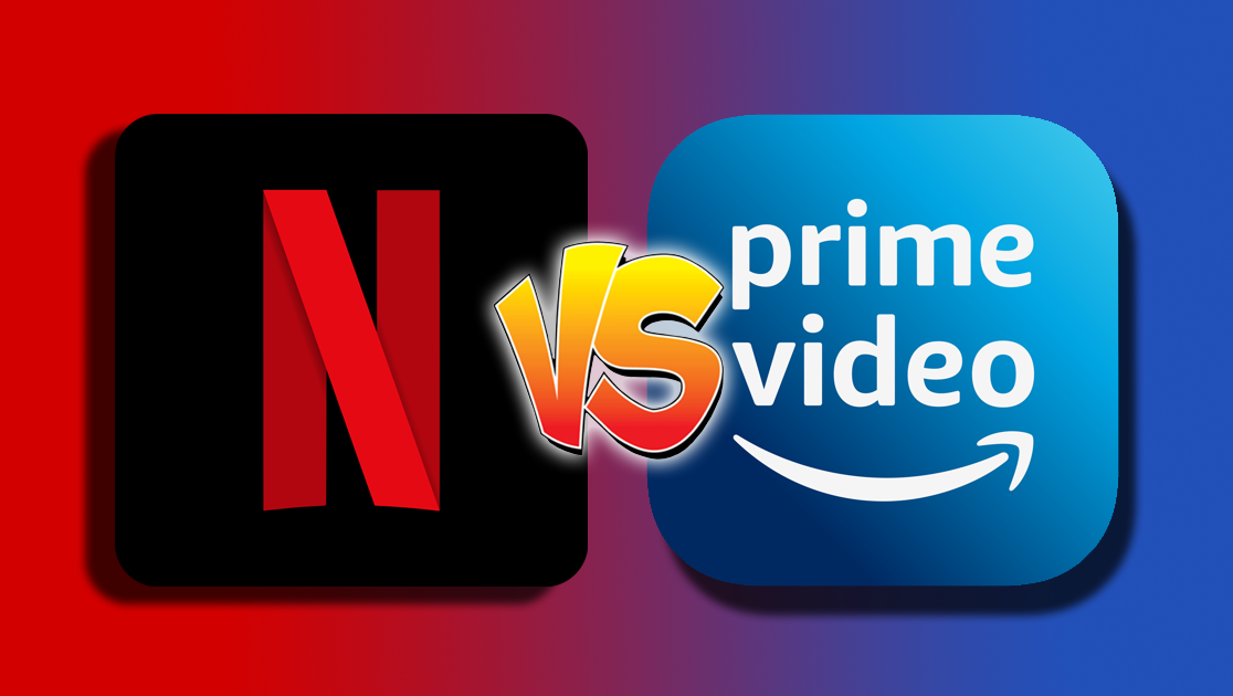 Netflix vs Amazon Prime Vídeo