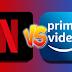Netflix vs Amazon Prime Video, qual o melhor?