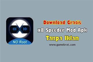 X8 Speeder Mod Apk Tanpa Iklan Untuk Higgs Domino Versi Terbaru 2021