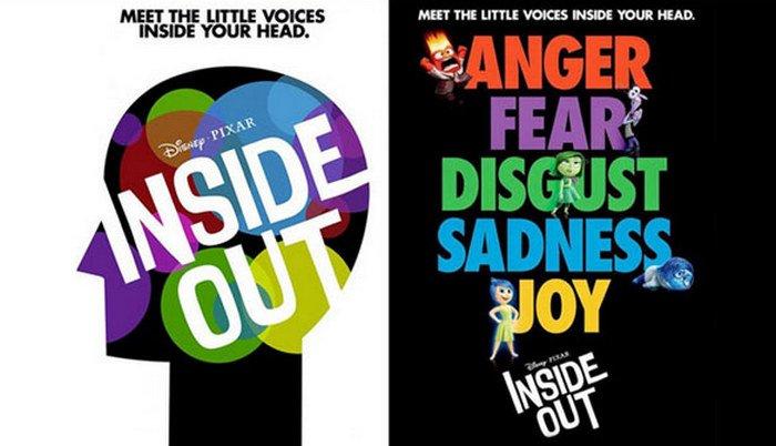 Inside Out (2015) Fixar Movie Wallpapers, film animasi terbaru terbaik terpopuler sepanjang sejarah myanimelist