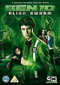 Ben 10 Alien Swarm (2009) Hindi Dubbed -Tamil - Telugu - Eng 300mb Download