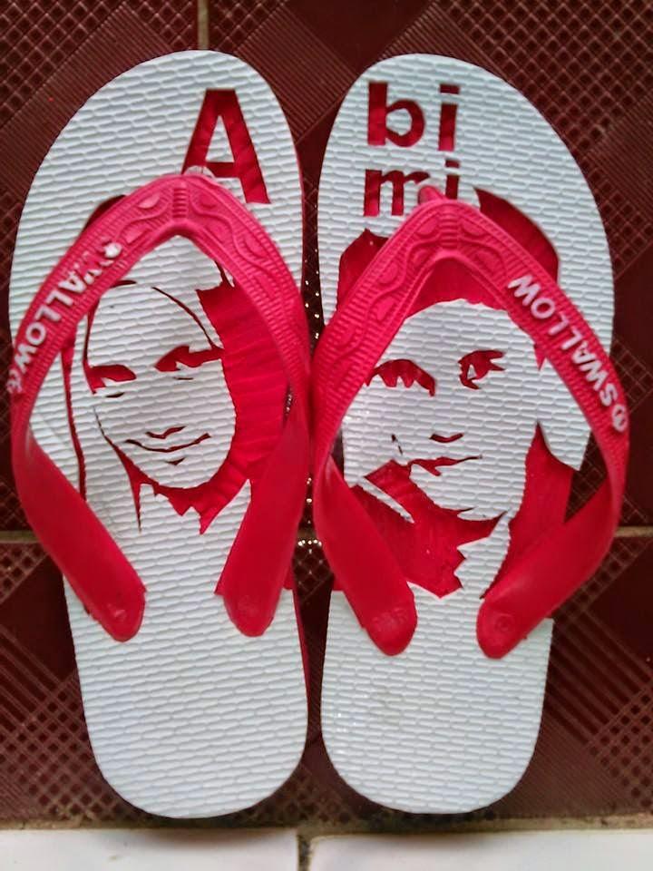 45 Gambar Sandal Jepit Ukir dengan Motif Unik Terbaru