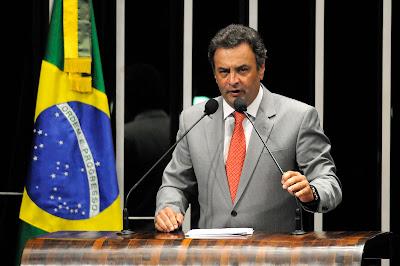 Anastasia reforça discurso de Aécio Neves a favor da federação