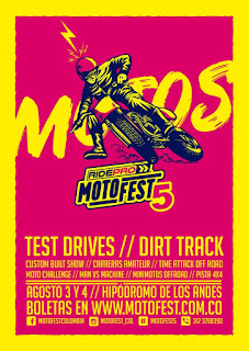 Festival MOTOFEST Weekend 5