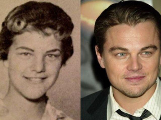Leonardo Dicaprio is actually a woman named Judy Zipper?