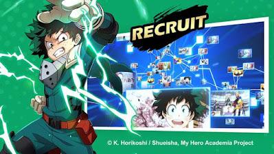 My Hero Academia: The Strongest Hero APK download