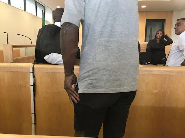 South African man who raped his 10-year-old stepdaughter 900 times has been sentenced to 400 years imprisonment