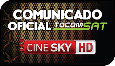 Cine Sky Vod agora nos receptores Tocomsat