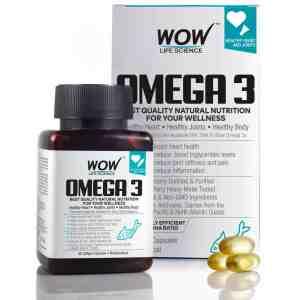 استعملي حبوب اوميغا 3 لتكبير المؤخره الثدي و لكن
