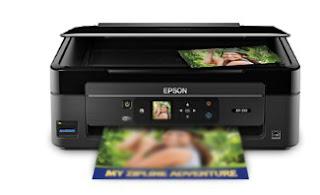 Epson XP - 310 Printer Driver